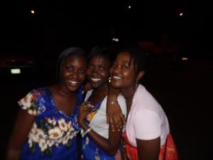 My sweet sisters!