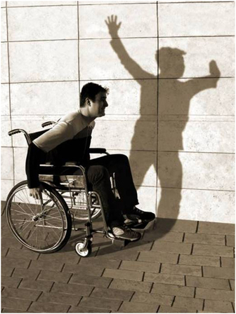 Would you rather travel the world confined to a  wheelchair or live your whole life in the same 200 miles radius