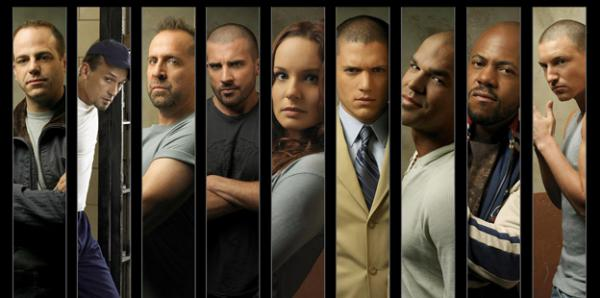 TV Series tag-Prison Break