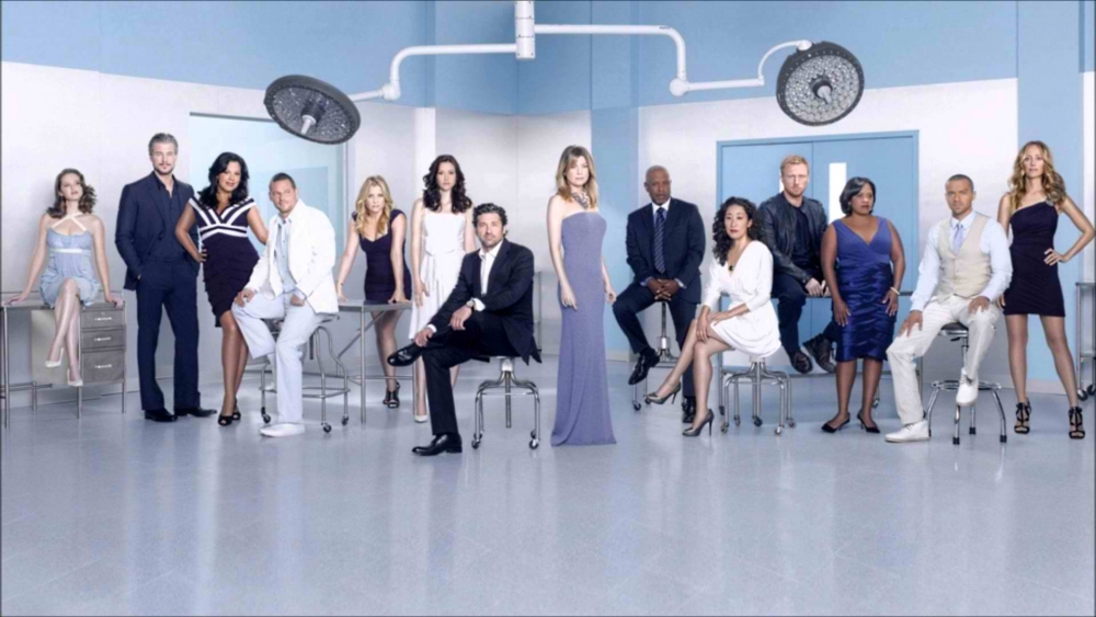 TV Series Tag #2: Grey\'s Anatomy – Joseyphina\'s World