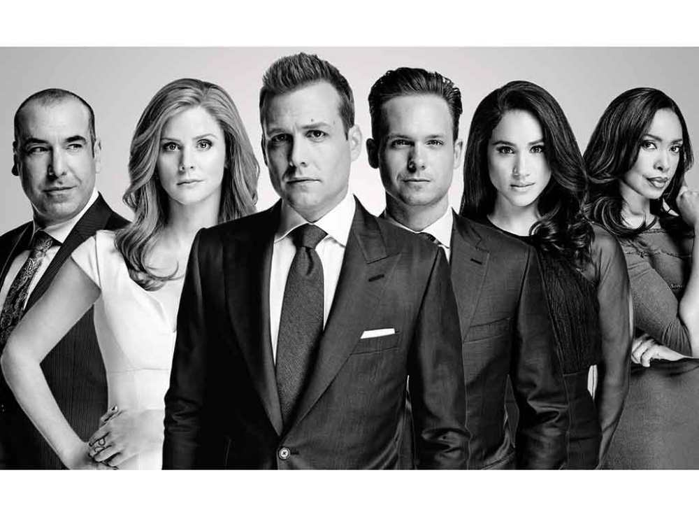 TV Series Tag: Suits